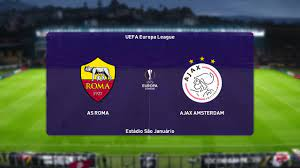 ⚽ Roma vs Ajax ⚽ | UEFA Europa League (15/04/2021)