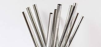 10 Best Reusable Straws: <b>Metal</b>, Glass, Silicone, Collapsible, Bamboo