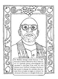 Print a coloring book of african countries for kwanzaa. Black History Month 4 Coloring Page Free Printable Coloring Pages For Kids