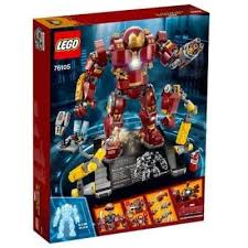 Купить <b>конструктор lego marvel</b> super heroes 76105 халкбастер ...