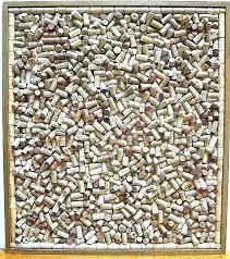 wine cork wall art ideas wal