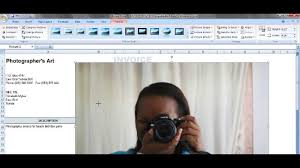 Create Your Own Invoice Template How To Create Your Own Invoice Microsoft Excel 2007 Youtube