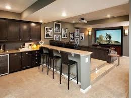 basement bar. Cool Basement Ideas Finished Basements Bar With Low Ceilings