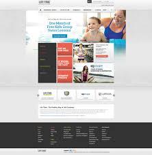 Call Lifetime Fitness Lifetime Fitness Inspirational Web Designs