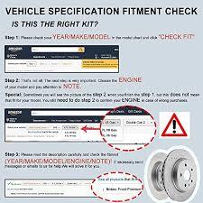 Minimum Rotor Thickness Chart Toyota Tacoma