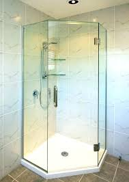 shower corner shower glass showers doors solutions door angle
