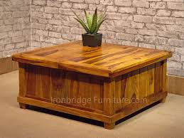 Storage Trunk Coffee Table Best Of Contemporary Style Solid Sheesham  Sliding Lid Top Coffee Table Trunk Storage Box Ebay