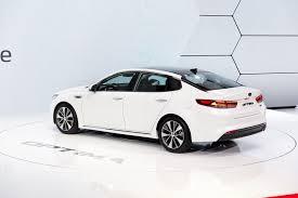 Kia Optima Plug-In Hybrid Confirmed