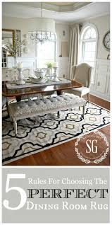 Rugs For Dining Room  Unique Decoration And Best Dining Room Rug - Large dining room rugs