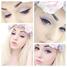 25 best ideas about pastel goth makeup on goth makeup tutorial colorful makeup and pastel goth