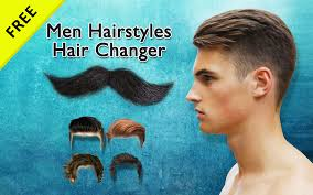 Hairstyle Simulator App men hairstyles hair changer android apps on google play 6295 by stevesalt.us