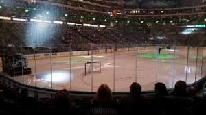 American Airlines Center Section 123 Home Of Dallas Stars