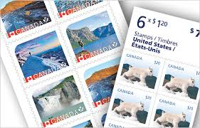 Canada Post Rates 2014 Chart Postage Stamps Meters And Indicia Canada Post