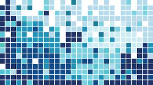 blue tile mosaic modern96 blue
