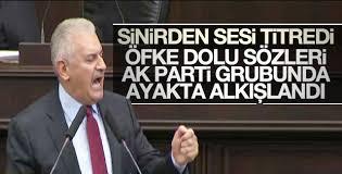 Başbakan Yıldırım'dan FETO'culara öfke dolu sözler