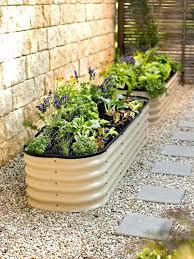 metal raised garden beds modular metal trough garden bed corrugated metal raised garden beds uk