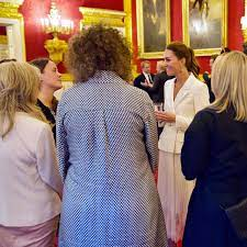 Kate Middleton Makes Surprise Outing for Hold Still Project