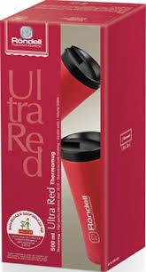 <b>Термокружка Rondell Ultra Red</b> RDS-230 500 мл купить в ...
