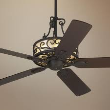 wrought iron ceiling fans