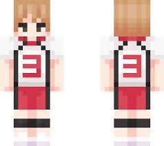 Yaku had a big change in his design. Yaku Morisuke Minecraft Skin