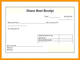 Word Receipts Free Blank Rent Receipts Free Printable Rent Receipts Rent Receipt