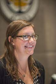 Amanda Moser, Deputy Clerk of Elections from MOA | Anchorage International  Rotary Club