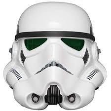 Stormtrooper Helmet Display Stand Stunning Amazon EFX Star Wars Stormtrooper Helmet Prop Replica Toys Games