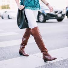reduced frye clara otk boot leather size 8 5 women s fashion shoes on carou