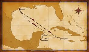 personal navigators 7 night western caribbean very merrytime cruise from galveston december 16 2016 the disney cruise line
