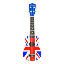 <b>Укулеле Fabio XU21-11D</b> UK Flag — купить в интернет-магазине ...