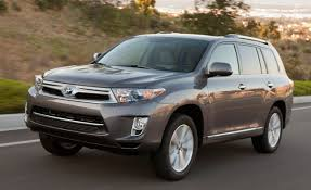 2011 Toyota Highlander Hybrid Road Test – Review – Car and Driver