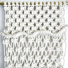 Free Macrame Patterns Delectable Macrame Wall Hanging Pattern Macrame Patterns Macrame Pattern