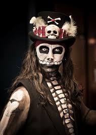 tutorial pirate pirate makeup