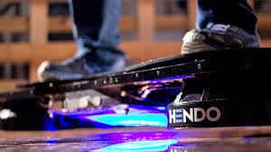 Real Working Hoverboard California Company Pioneers Real Hoverboard Technology
