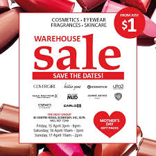 heat warehouse cosmetics makeup cosmetics warehouse mothers day