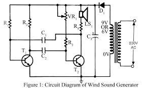 circuit diagram of wind sound generator electrical concepts circuit diagram of wind sound generator electrical concepts generators and circuit diagram
