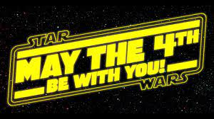 Happy Birthday - May the 4th Be With ...