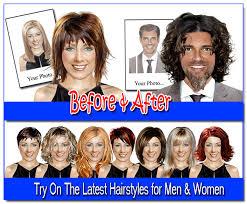 virtual hairstyles