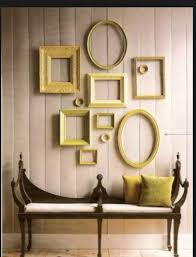 Empty picture frames on wall Hanging Picture Less Jigsaw Design Group The Empty Frame Wall Whats Hot By Jigsaw Design Group