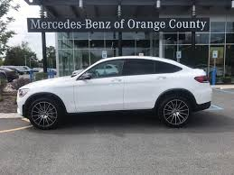 Amg glc 43 4matic coupe. New 2020 Mercedes Benz Glc 300 4matic Coupe Suv Polar White Oc20 42