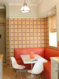 Kitchen Banquette Dining In Comfort With Kitchen Banquettes