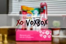 how influenster works influenster xo voxbox the dame of all trades
