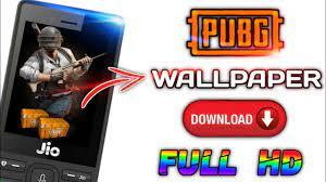 JIO PHONE में PUBG WALLPAPER DOWNLOAD ...