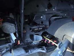 where does my tach wire go s 10 forum the connector behind the gauge cluster