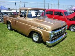 AJ's Car (Or in this case, truck ) of the Day: 1957 Ford F100 Pick ...