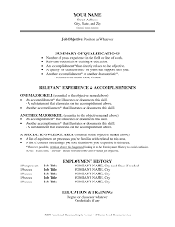 Look What A Functional Style Resume Looks Like Here Resume