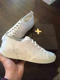 New Season Louis Vuitton Low Top Sneakers Available All