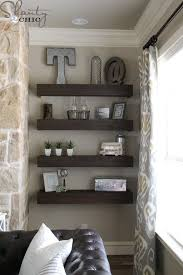 Diy Floating Shelves Shanty 2 Chic