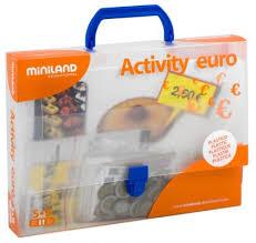 <b>Настольная игра Miniland</b> развивающие Euro 31916 — купить ...
