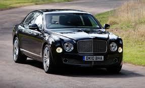 Bentley Mulsanne #2471871